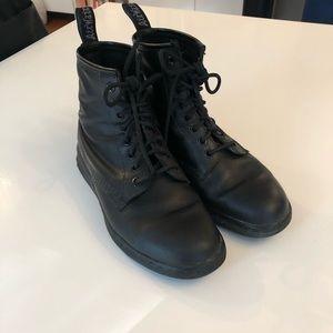 Black Dr. Marten Boots